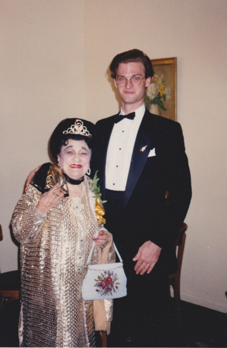 Madame Etienne & Brent